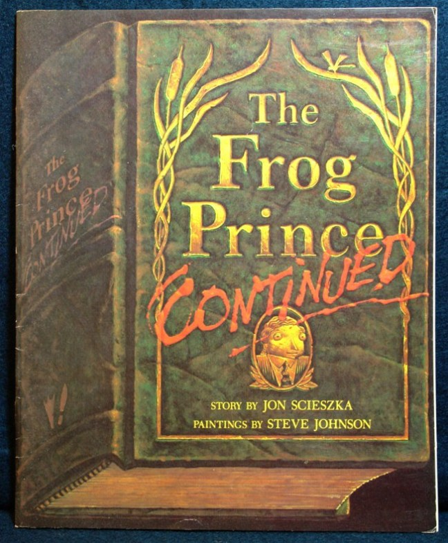 The Frog Prince...Continued
