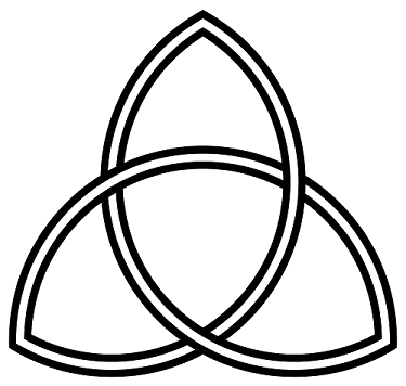 Irish Triquetra